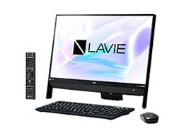 ★【アウトレット 化粧箱破損品】NEC LAVIE Smart DA(S) PC-SD18CUCAD-3 [ファインブラック]