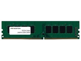 ★プリンストン PDD4/2666-8G [DDR4 PC4-21300 8GB] 【メモリー】【送料無料】