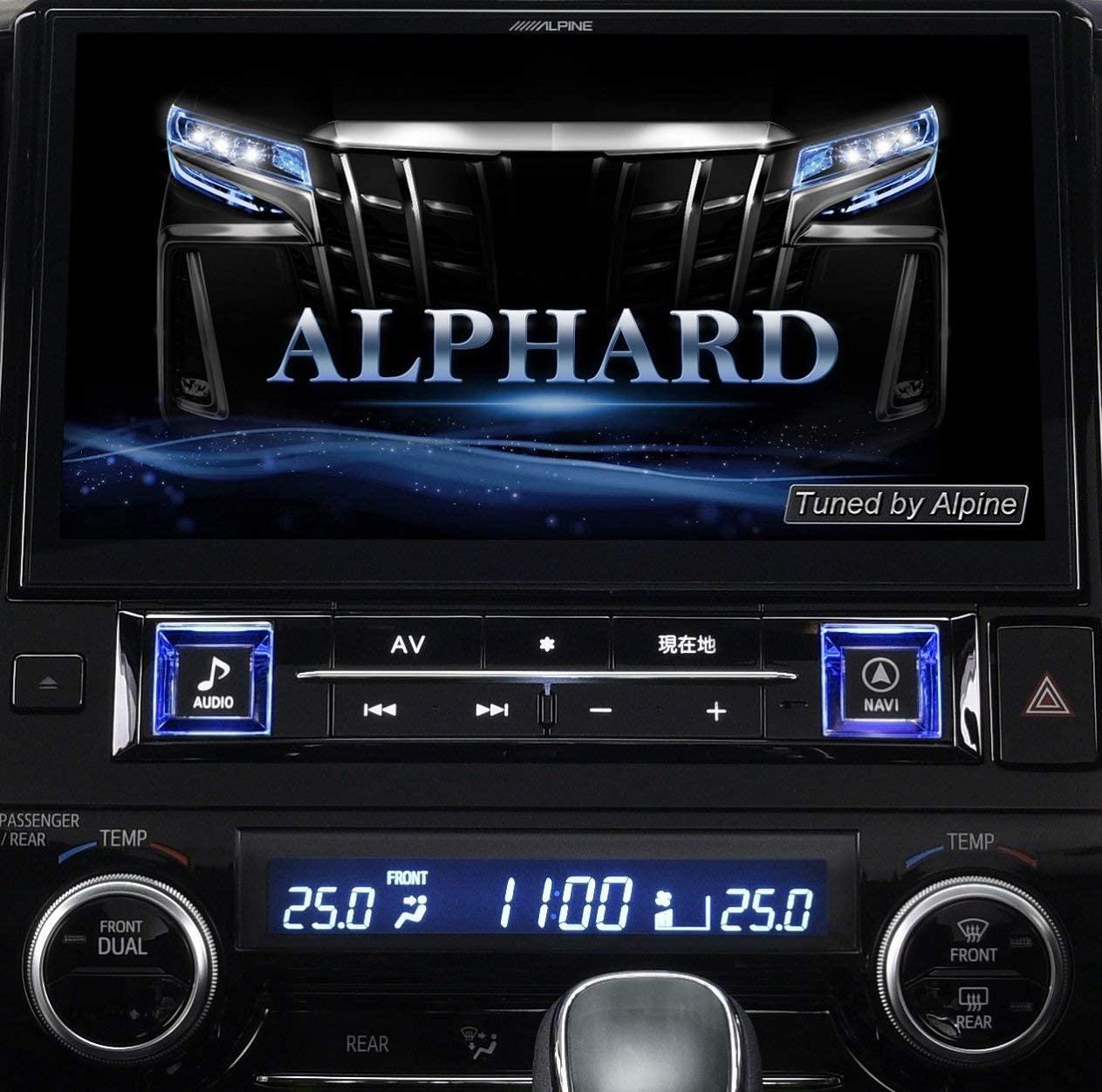 ★□ ALPINE / アルパイン ビッグX 11 EX11NX-AV 【カーナビ】【送料無料】