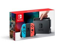 ●◇【3000円クーポン付】Nintendo / 任天堂 Nintendo Switch [ネオンブルー/ネオンレッド]【送料無料】