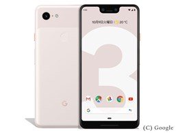 ★ Google Pixel 3 XL 128GB SIMフリー [ノット ピンク]