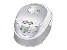 ★タイガー魔法瓶 炊きたて JPF-A550-W [サテンホワイト] 【炊飯器】【送料無料】