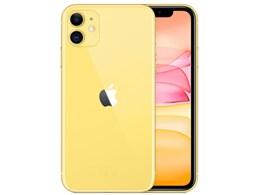 ★アップル / APPLE iPhone 11 64GB SIMフリー [イエロー] (SIMフリー) 【スマートフォン】【送料無料】