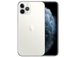 ★アップル / APPLE iPhone 11 Pro 256GB SIMフリー [シルバー] (SIMフリー) 【スマートフォン】【送料無料】
