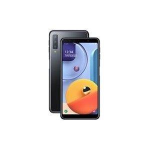 ★Galaxy A7 SIMフリー ブラック スマートフォン モデル SM-A750C