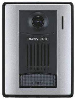 【アウトレット メーカー交換品】★アイホン テレビドアホン カラーカメラ付玄関子機 JH-DB