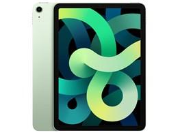 10.9インチ 【タブレットPC】【送料無料】 2020年秋モデル [グリーン] 第4世代 MYFR2J/A APPLE Wi-Fi iPad Air ★アップル 64GB /