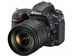 【アウトレット 保証書他店印付品】Nikon / ニコン デジタル一眼レフカメラ D750 24-120 VR レンズキット