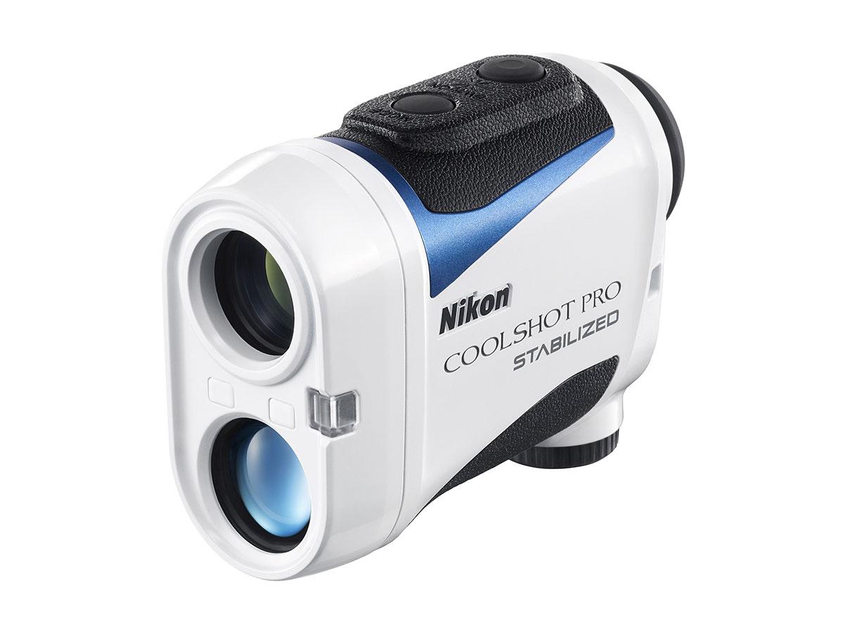【アウトレット 保証書他店印付品】Nikon / ニコン ゴルフ用レーザー距離計 COOLSHOT PRO STABILIZED