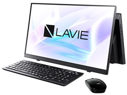 ★NEC LAVIE A23 A2335/BAB PC-A2335BAB [ファインブラック] 【デスクトップパソコン】【送料無料】