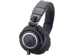 ◎◆ オーディオテクニカ ATH-M50x [ブラック] 【イヤホン・ヘッドホン】