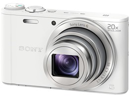 ◎◆ SONY サイバーショット DSC-WX350 (W) [ホワイト] 【デジタルカメラ】