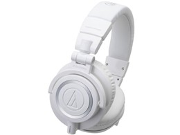 ◎◆ オーディオテクニカ ATH-M50xWH [ホワイト] 【イヤホン・ヘッドホン】