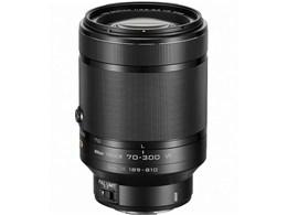 ◎◆ ニコン 1 NIKKOR VR 70-300mm f/4.5-5.6 [ブラック] 【レンズ】