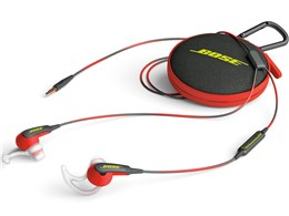 ◎◆ Bose SoundSport in-ear headphones Apple 製品対応モデル [パワーレッド] 【イヤホン・ヘッドホン】