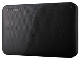 ◎◆ 東芝 CANVIO BASICS HD-AC30TK [ブラック] 【外付け ハードディスク】