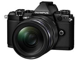 ◎◆ オリンパス OLYMPUS OM-D E-M5 Mark II 12-40mm F2.8 レンズキット [ブラック] 【デジタル一眼カメラ】
