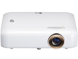 ◎◆ LGエレクトロニクス Minibeam PH550G [ホワイト] 【プロジェクタ】