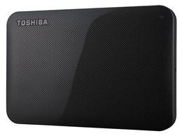 ◎◆ 東芝 CANVIO BASICS HD-AC50GK [ブラック] 【外付け ハードディスク】