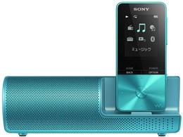 ◎◆ SONY NW-S313K (L) [4GB ブルー] 【デジタルオーディオプレーヤー(DAP)】