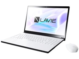◎◆ NEC LAVIE Note NEXT NX750/JAW PC-NX750JAW [グレイスホワイト] 【ノートパソコン】