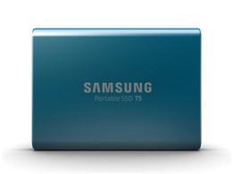 ◎◆ サムスン T5 MU-PA250B/IT [ブルー]【初期不良対応不可】 【SSD】