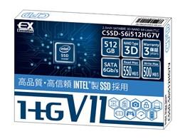 ◎◆ CFD CFD EX. CSSD-S6i512HG7V【初期不良対応不可】 【SSD】