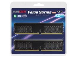 ◎◆ CFD W4U2400PS-4GC17 [DDR4 PC4-19200 4GB 2枚組]【初期不良対応不可】 【メモリー】