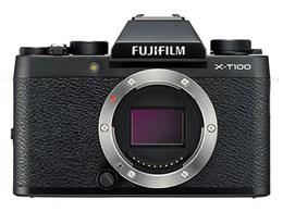 ◎◆ 富士フイルム FUJIFILM X-T100 ボディ [ブラック] 【デジタル一眼カメラ】