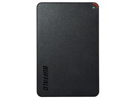 ◎◆ バッファロー MiniStation HD-PCFS1.0U3-BBA [ブラック] 【外付け ハードディスク】