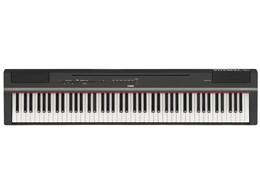 ◎◆ ヤマハ P-125B [ブラック] 【電子ピアノ】