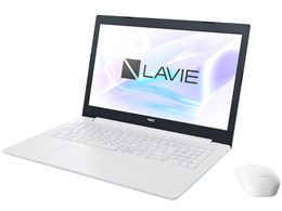 ◎◆ NEC LAVIE Note Standard NS150/KAW PC-NS150KAW [カームホワイト] 【ノートパソコン】