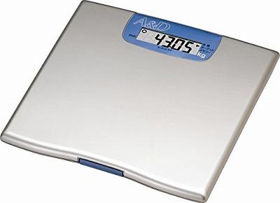 【4月1日限定 カードでエントリー最大ポイント20倍】A&D 50g表示体重計 UC-321 UC-321