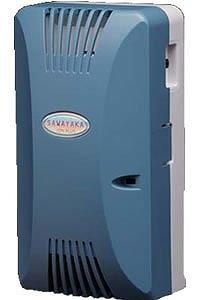 壁掛け型 オゾン発生器 爽やかイオンプラスCS-4 / ブルー