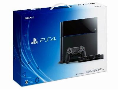 【最大500オフクーポン】3/7 9:59まで PlayStation 4 ジェット・ブラック 500GB PlayStation Camera 同梱版 (CUH-1000AA01)【メーカー生産終了】