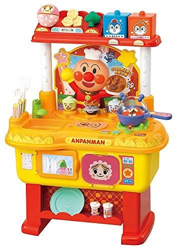 アンパンマン いっしょにトントン だいすきお料理ショー 【日本おもちゃ大賞2014 ガールズ・トイ部門 優秀賞】