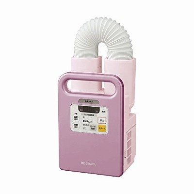 アイリスオーヤマ ふとん乾燥機 【マット不要】 カラリエ ピンク FK-C1-P