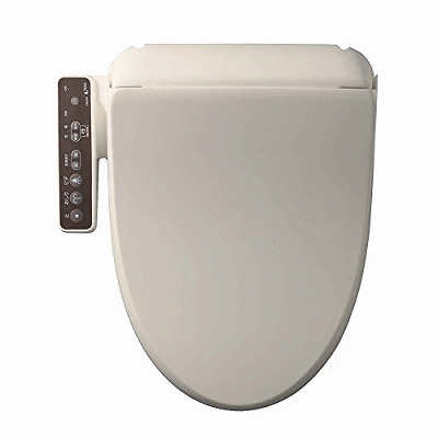INAX 【日本製で3年保証&キレイ便座・脱臭機能の貯湯式】 温水洗浄便座 シャワートイレ RGシリーズ オフホワイト CW-RG2/BN8