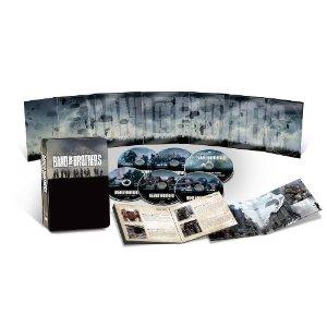バンド・オブ・ブラザース ブルーレイ コンプリート・ボックス(初回枚数限定 生産) [Blu-ray]