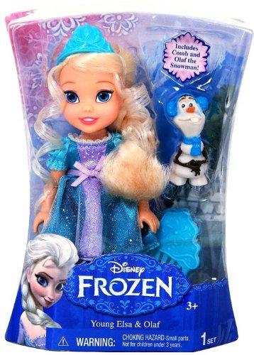 アナと雪の女王(Disney FROZEN) エルサ&オラフ(Elsa&Olaf) フィギュア