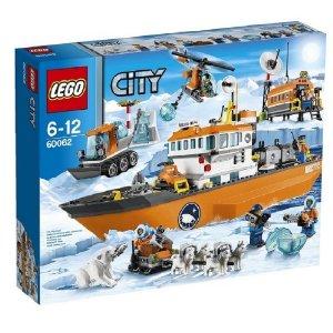 レゴ シティ アイスブレーカーシップ 60062