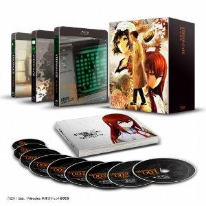 【フラッシュセール 最大1,200円オフクーポン配布中】STEINS;GATE Blu-ray BOX (2013)