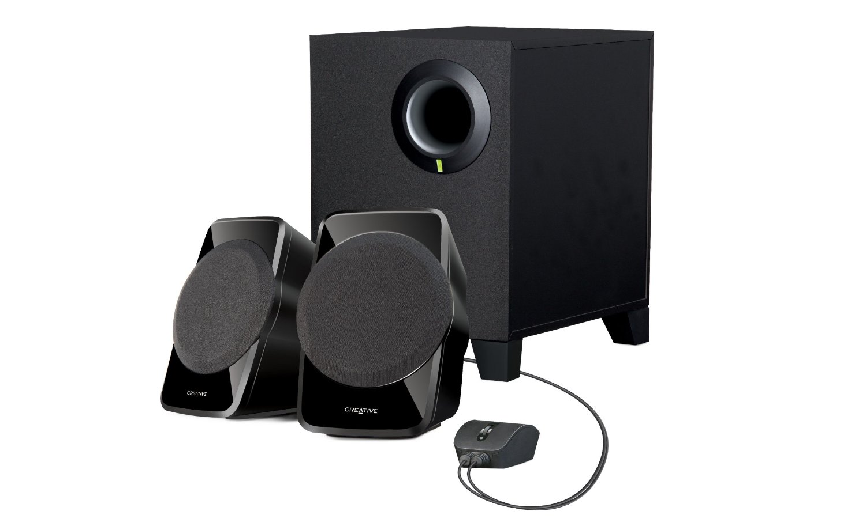 Creative 2.1ch ステレオ スピーカー SBS A120 ブラック SP-SBS-A12R2