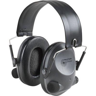 ペルター 防音電子イヤーマフ タクティカル6S Peltor 97044 Tactical 6S Active Volume Hearing Protector 並行輸入品