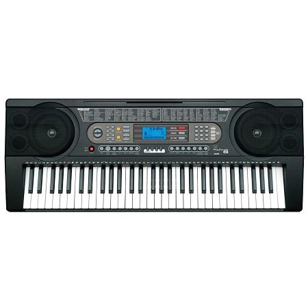 SunRuck (サンルック) 61キー電子キーボード 15種類のデモ曲 音色128種類 リズム128種類 プレイタッチ61