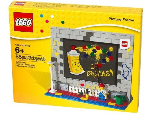 【最大1200円オフ限定クーポン配布中1月11日(金)09:59迄】850702 Lego Picture Frame レゴ 写真立て