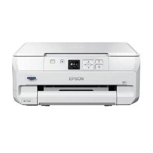 EPSON インクジェット複合機 Colorio EP-706A 無線 有線 スマートフォンプリント Wi-Fi Direct