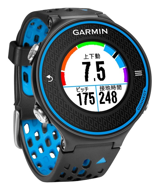 GARMIN(ガーミン) Fore Athlete620J タッチパネルカラーディスプレイ【日本正規品】 112852