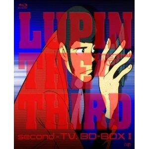 【4月1日限定 カードでエントリー最大ポイント20倍】ルパン三世 second-TV. BD-BOX I [Blu-ray]
