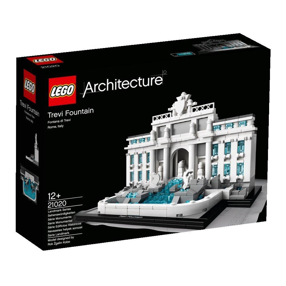 レゴ アーキテクチャー トレヴィの泉 21020